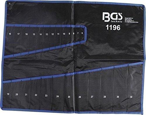 BGS 1196-LEER | Tetron-Leertasche für Art. 1196