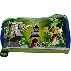 Vibgyor Vibes Duffle Bag For Kids in Multi Colour with popular cartoon character