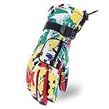 Best F&W String Lights - Knbob Ski Gloves for Men Winter Gloves Warm Review