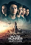 Maze Runner The Death Cure Movie Poster 70 X 45 cm