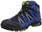 EB kids Ohio High, Jungen Trekking- & Wanderstiefel, Blau (Blau/Schwarz/Lemon), 40 EU (5.5 Kinder UK)