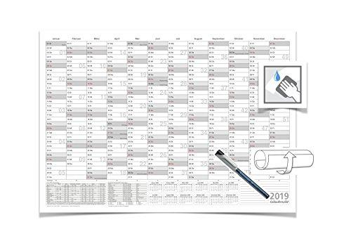 Calendario Con Giorni Festivi.Calendario 2018 Da Muro Lingua Italiana Non Garantita 140