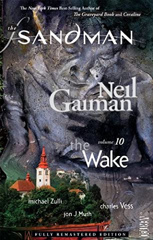 Sandman Tome 10 - Sandman Vol. 10: The Wake (New