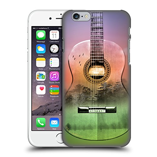 Offizielle Mark Ashkenazi Violoncello Musik Ruckseite Hülle für Apple iPhone 5 / 5s / SE Karte