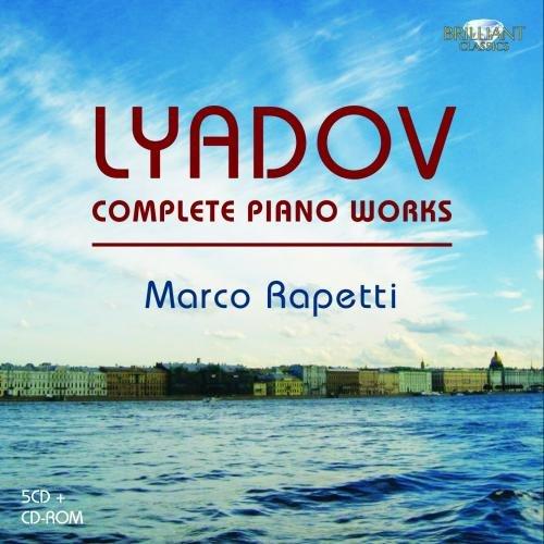 Lyadov: Sämtliche Klavierwerke - Klavier Liadov