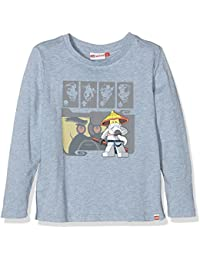 Lego Wear Ninjago Tony 703, T-Shirt Garçon