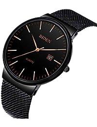 9f5b9e3e5064 Amazon.es  malla metalica - 20 - 50 EUR   Relojes de pulsera ...