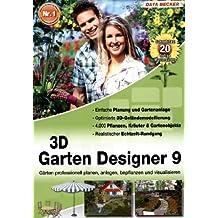 Data Becker 3D Garten Designer 9 - Software de gráficos (1843.2 MB, Windows XP (SP2), Vista, DEU)