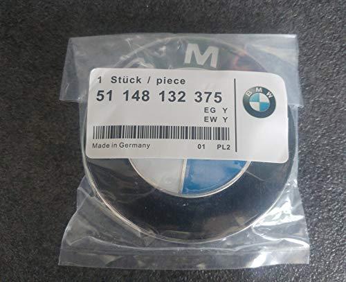 Preisvergleich Produktbild Daniko Emblem 82mm Motorhaube für BMW 51148132375 Neu