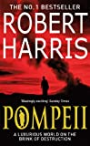 Front cover for the book Pompeii by Robert Harris