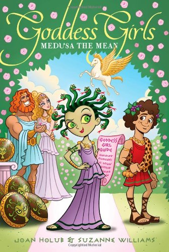 Medusa the Mean (Goddess Girls (Paperback))