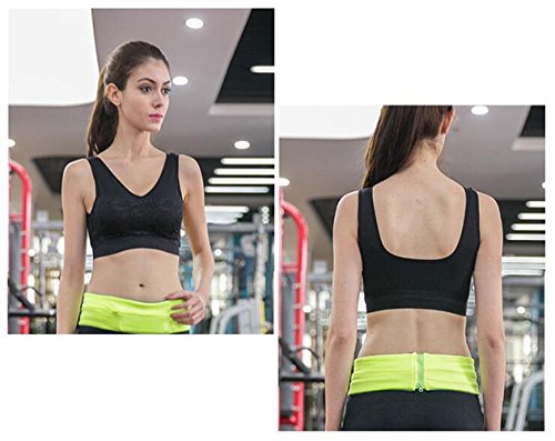 OOFWY Running Belt Waist Pack, leichte Outdoor Sports Fanny Pack Taille Tasche Tasche C
