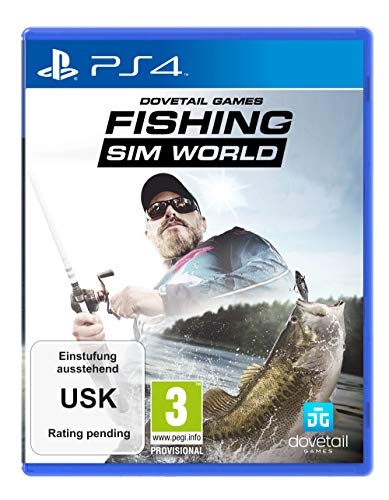 Fishing Sim World PS4