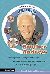 Brother Andrew by Gregg Lewis (2002-08-01)