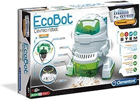 Clementoni - 64435 - Robotik Laboratuvarı - Ecobot
