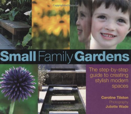 Small Family Gardens: A Step-by-step Guide to Creating Stylish Modern Spaces