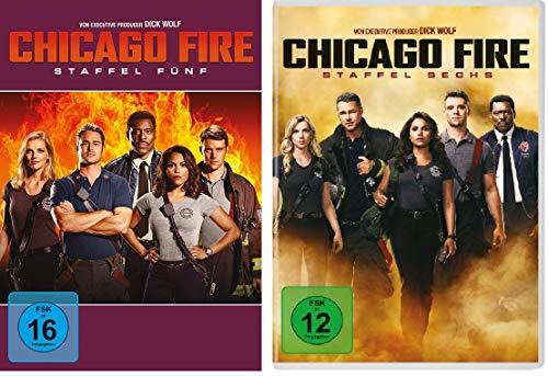 Chicago Fire Staffel 7 Vox