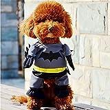 Vedem Mascotas Gato Perro Batman Traje Disfraces (L)