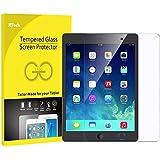 JETech 0338- Screen Protector for the New iPad 2017 iPad 9.7, iPad Air, iPad Air 2, iPad Pro 9.7, Tempered Glass Film
