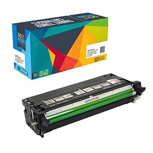 3115cn Drucker (Do it Wiser XXL Kompatibel Toner für for Dell 3110CN 3115CN 3110 3115 (Schwarz))