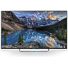 "Sony KDL-55W805C 55"" Full HD Compatibilidad 3D Smart TV Wifi Negro - Televisor (Full HD, Android, A+, 16:9, 1080i, 1080p, 480i, 480p, 720p, Negro)"