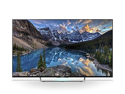 Sony KDL-43W805C 108 cm (43 Zoll) Fernseher (Full HD, Triple Tuner, 3D, Smart TV)