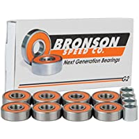 Bronson G2 8-Ball Bearings x8