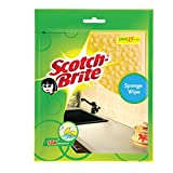 #5: Scotch-Brite Sponge Wipe (Pack of 3) (Color May Vary)