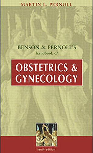 PDF] Download* Benson Pernoll s Handbook of Obstetrics Gynecology
