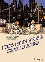 L'ours est un écrivain comme les autres (BD) par Alain Kokor