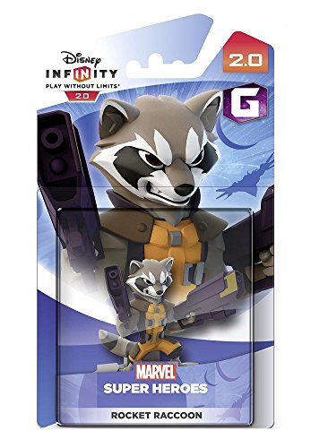 Wars 2 Star Marvels (Disney Infinity 2.0: Einzelfigur - Rocket Raccoon - [alle Systeme])