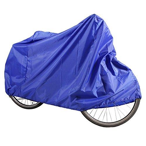 Fahrrad Abdeckung Abdeckplane Roller Abdeckhaube Garage Fahrradabdeckung