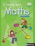 Image de Vivre les Maths CE2 Fichier Eleve Programme 2002
