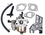 Beehive Filter REPLACE carburetor + Intake Manifold + Gaskets for honda gX160 5.5HP GX200 6.5HP Generator Water Pump Chinese Engine New