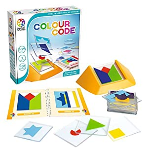 Smart Games-SG090ES Colour Code (Ingles), Miscelanea (81115) , color/modelo surtido