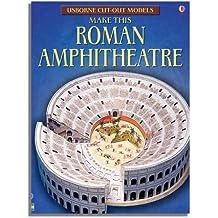Cut-out Roman Amphitheatre