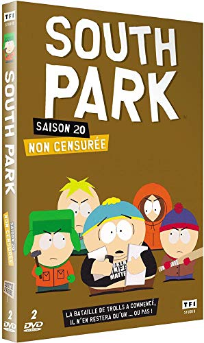 South Park-Saison 20 [Non censuré]
