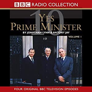 Yes Prime Minister Volume 1 Audio Download Amazoncouk