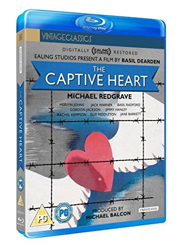 Das gefangene Herz / The Captive Heart ( ) [ UK Import ] (Blu-Ray)