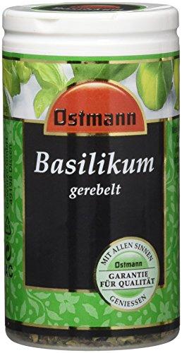 Küche Mexikanische Zutaten (Ostmann Basilikum gerebelt, 12.5 g)