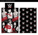 WWE 4 Stars Roman Reigns John Cena Panel Single Bed Duvet Quilt Cover Set