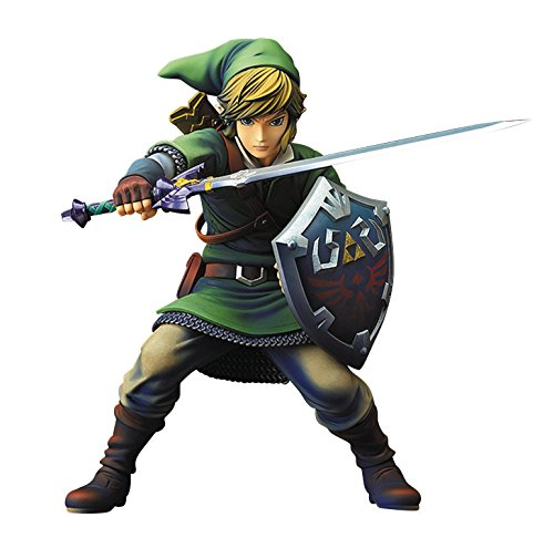 Preisvergleich Produktbild Aquamarine The Legend of Zelda: Skyward Sword: Link PVC Figure Statue (1:7 Scale)