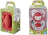 Bibi Happiness Dental Premium Duo con 4in 1Box regalo set Mama Papa Mum Dad