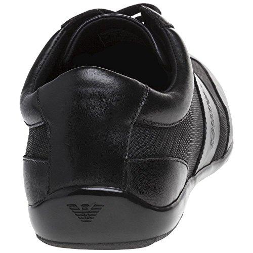 Formale Impiccato Armani Emporio Moda Nero Sneaker 05qxp1