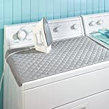 Best Portable Washer Dryers - Xhbear Portable Ironing Mat Blanket (Iron Anywhere) Ironing Review