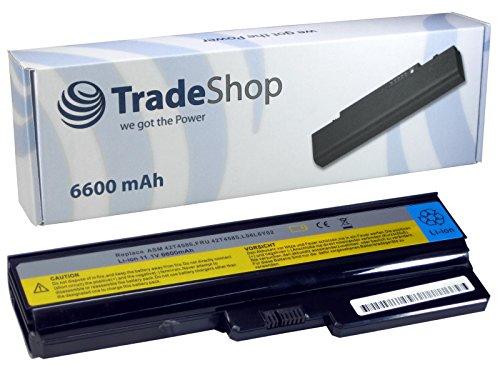 Hochleistungs Notebook Laptop AKKU 6600mAh für IBM Lenovo G550 G550-2958LEU G550-2958LFU G-430 G-450 G-530 G-550 G-550-2958-LEU G-550-2958LFU G430 G-430 20003 V460A V-460-A V460A-IFI(A) V460A-IFI(H)