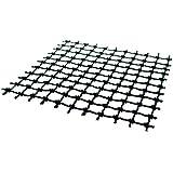 1 x Lego System Netz schwarz 10 x 10 quadratisch dünnes Seil Fischer - Fang - Strick - Schnur - Netz Star Wars Fussball Tor 3302 71155