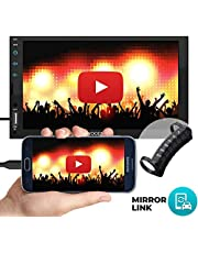 Woodman Wow MP5 Touch Screen Car Music System Car Stereo (C