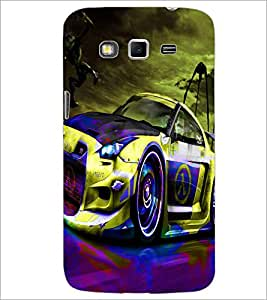PrintDhaba Car D-3271 Back Case Cover for SAMSUNG GALAXY GRAND 2 (Multi-Coloured)