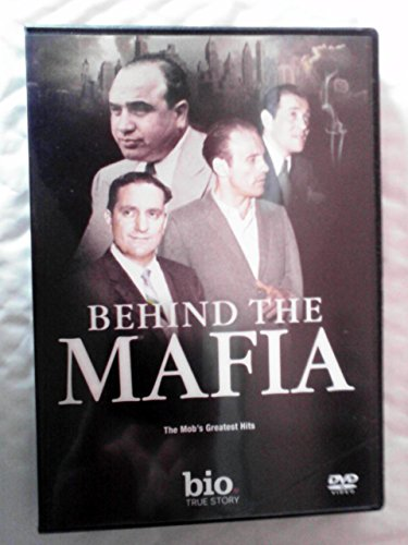 Preisvergleich Produktbild Behind the Mafia The Mob's Greatest Hits (bio. true story) dvd
